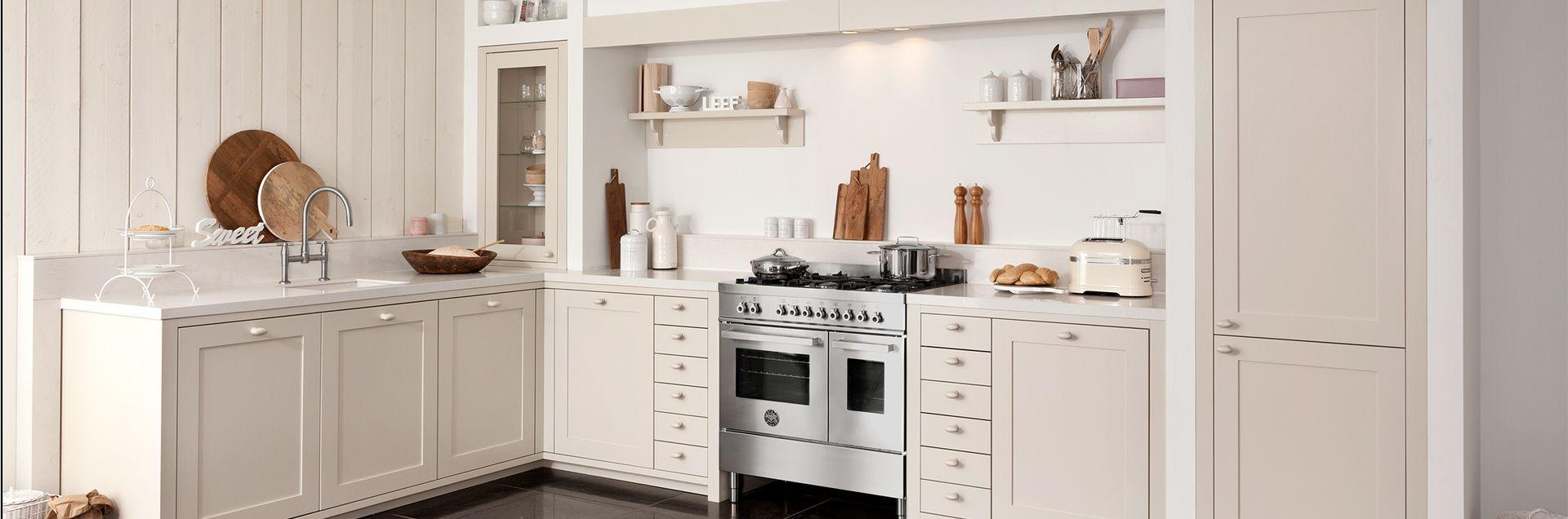 modern landelijke keuken