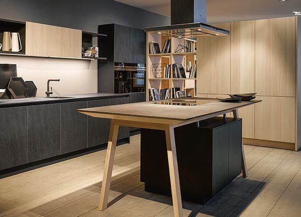 Kleine Keuken Industrieel : Industriële keukens ruimtelijk en robuust u keukenmaxx