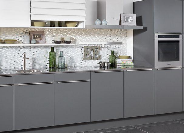 Creatieve design keuken