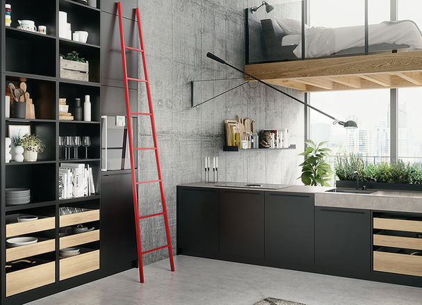 SieMatic industrieel