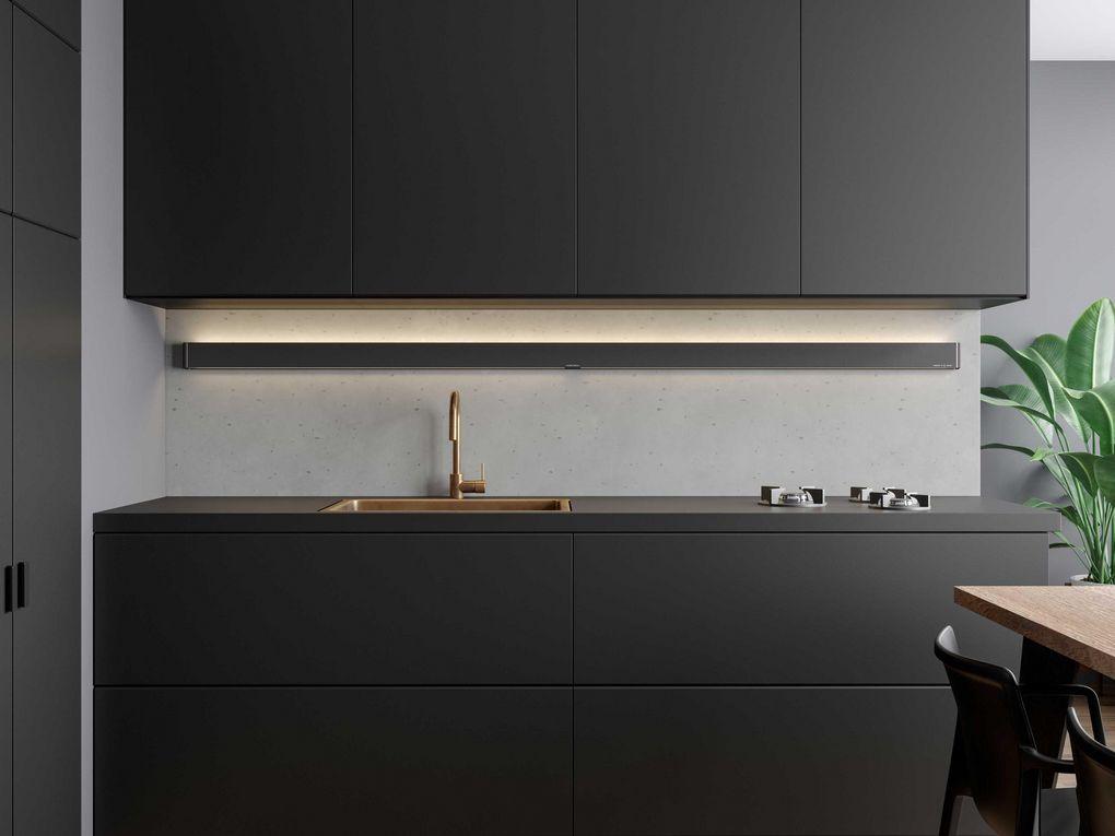 Jansen en de Bont licht keuken