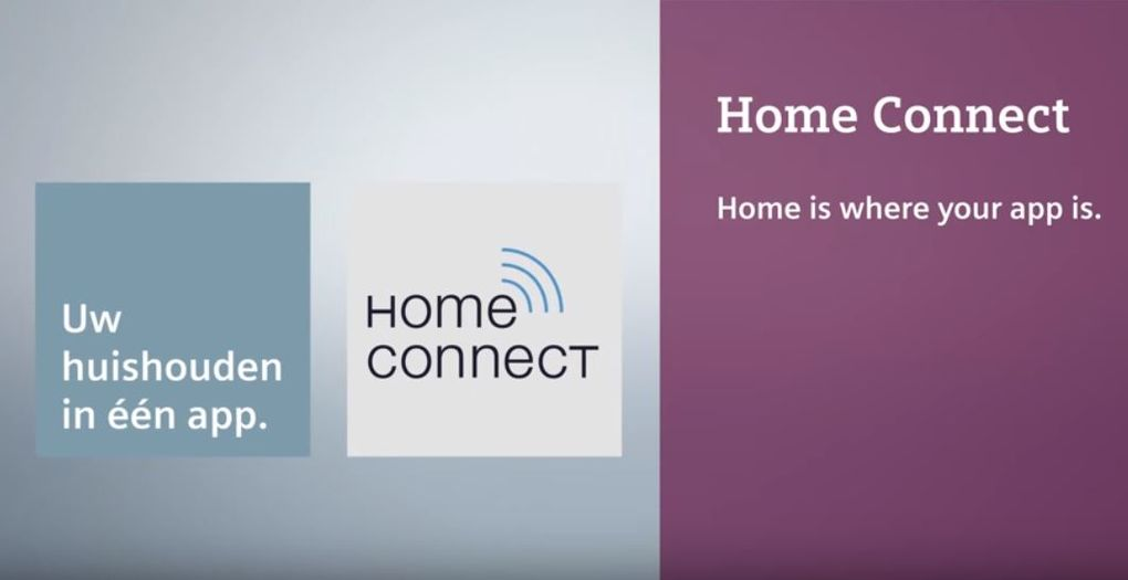 Siemens Home Connect video