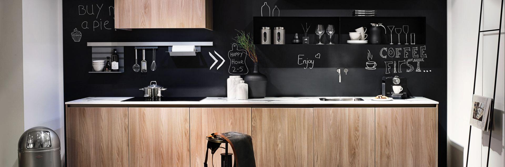 XX Line houten keuken