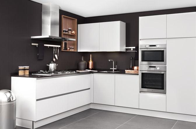 Keukenstijlen: strakke keuken