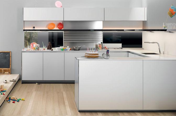 Keukenstijlen: moderne keuken