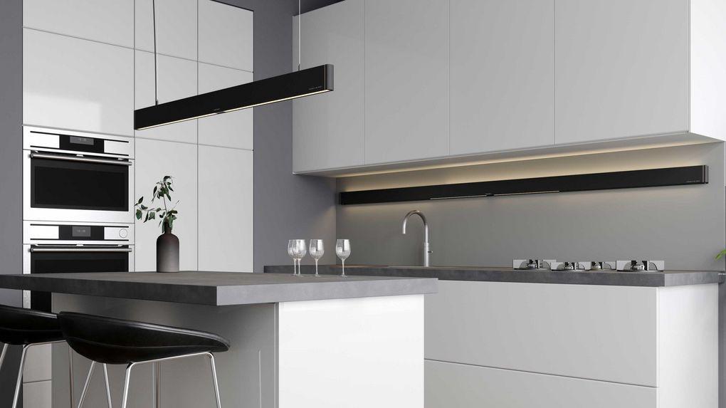 Jansen & de Bont verlichting keuken