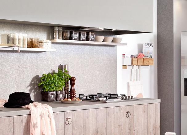 Keuken Landelijk Modern : Landelijke keukens haal de landelijke stijl in huis u keukenmaxx