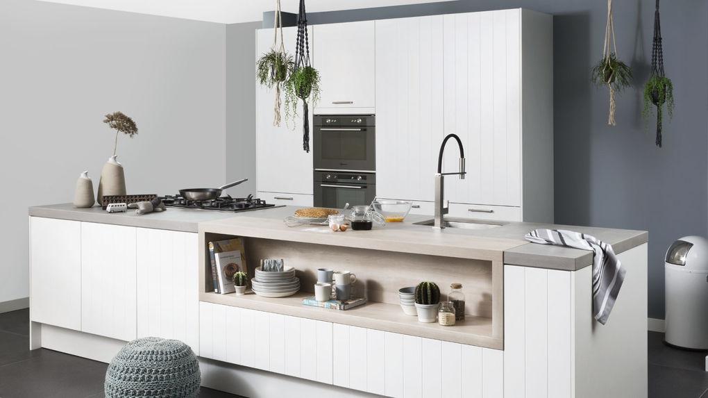 Keukenkastjes verticale panelen