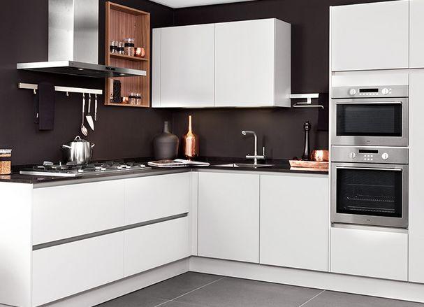 Bekijk hier onze greeploze keukens u keukenmaxx