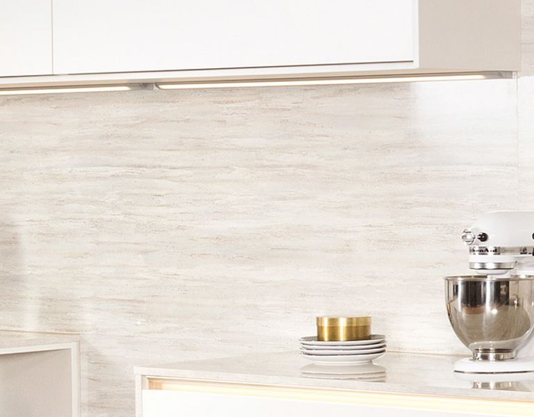 Brilliant white keuken