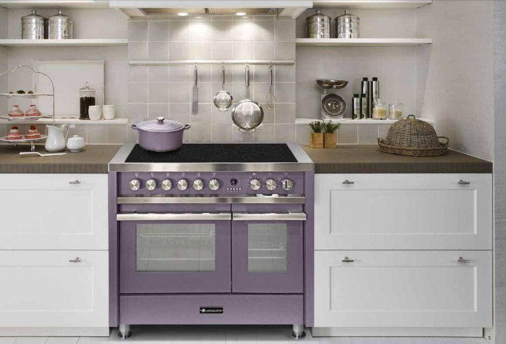 Zwart Keuken Fornuis : Het vrijstaand fornuis met inductie de toekomst op kookgebied