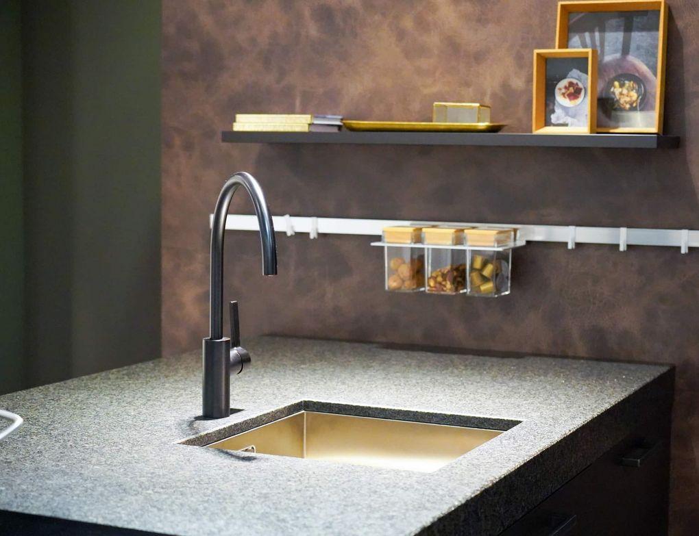 Keukenblok met onderbouw spoelbak