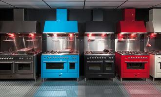 Boretti ovens