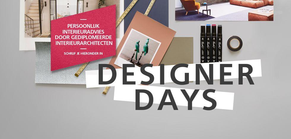 Keukenmaxx Designer Days banner
