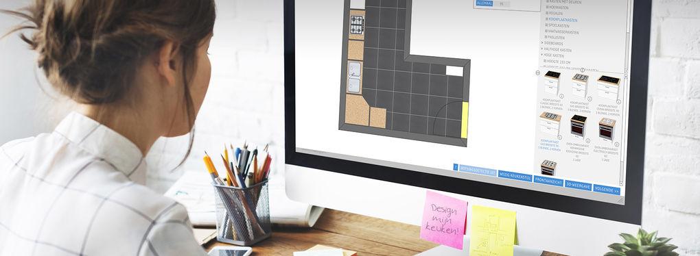 Keukenmaxx 3D-ontwerper