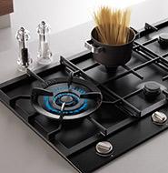 nieuwe keuken keukenapparatuur atag kookplaat