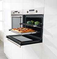 nieuwe keuken keukenapparatuur atag oven