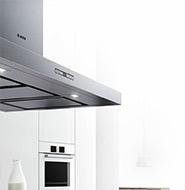 nieuwe keuken bosch keukenapparatuur afzuigkap