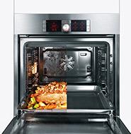 nieuwe keuken bosch keukenapparatuur oven