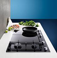 siemens inductie kookplaat wokbrander