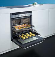 Siemens ovens magnetrons keukenmaxx for Keukenapparatuur hoofddorp