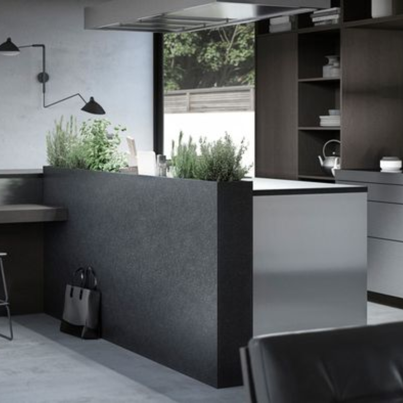 keuken planten