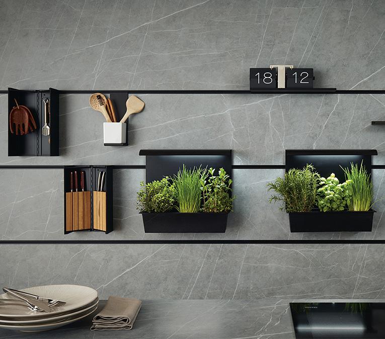 planten in de keuken