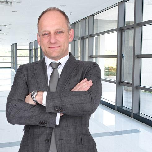 Commercieel directeur Erik Rijerkerk