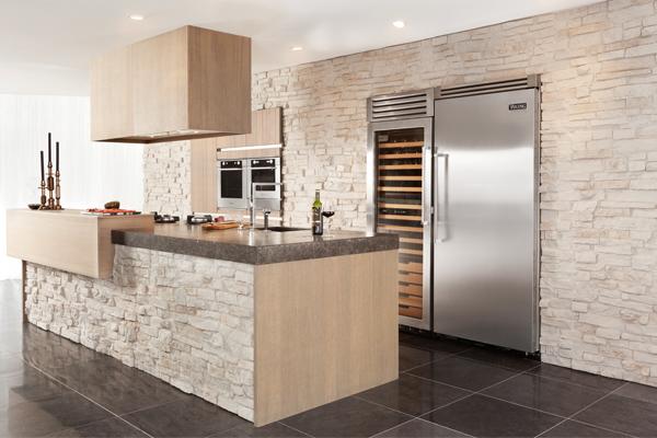Witte Keuken Sfeer : Natuurlijke materialen in uw keuken