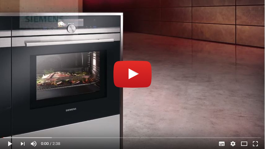 Siemens iQ700 ovens video